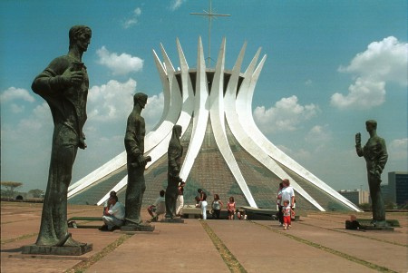 Cathedral in Brasília