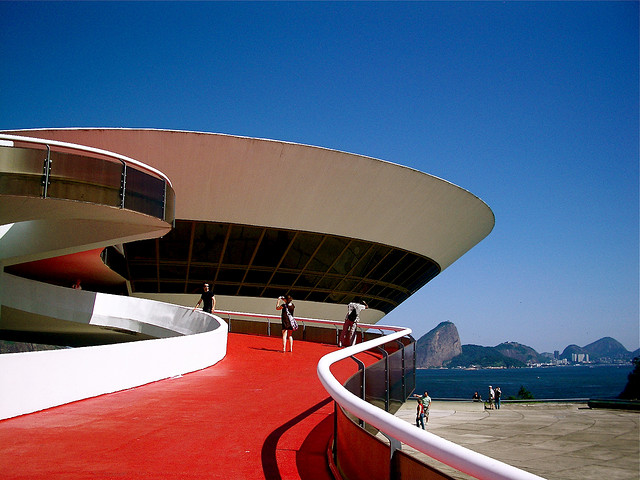 Museum of Contemporary Art, Niterói