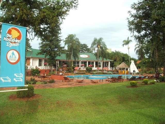 Hostel in Iguazu