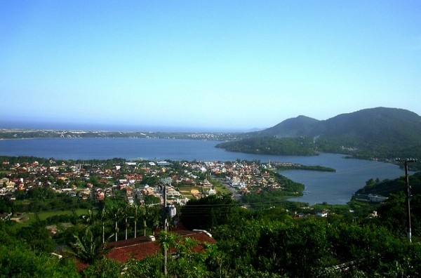 Lagoa da Conceicao, ©eutrophication&hypoxia/Flickr