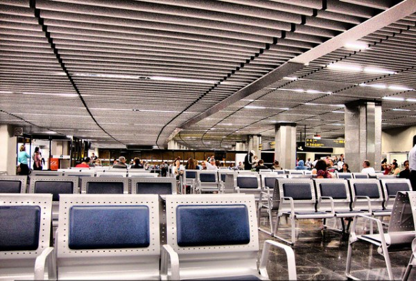 Tom Jobim International Airport (Galeão), ©victorcamilo/Flickr